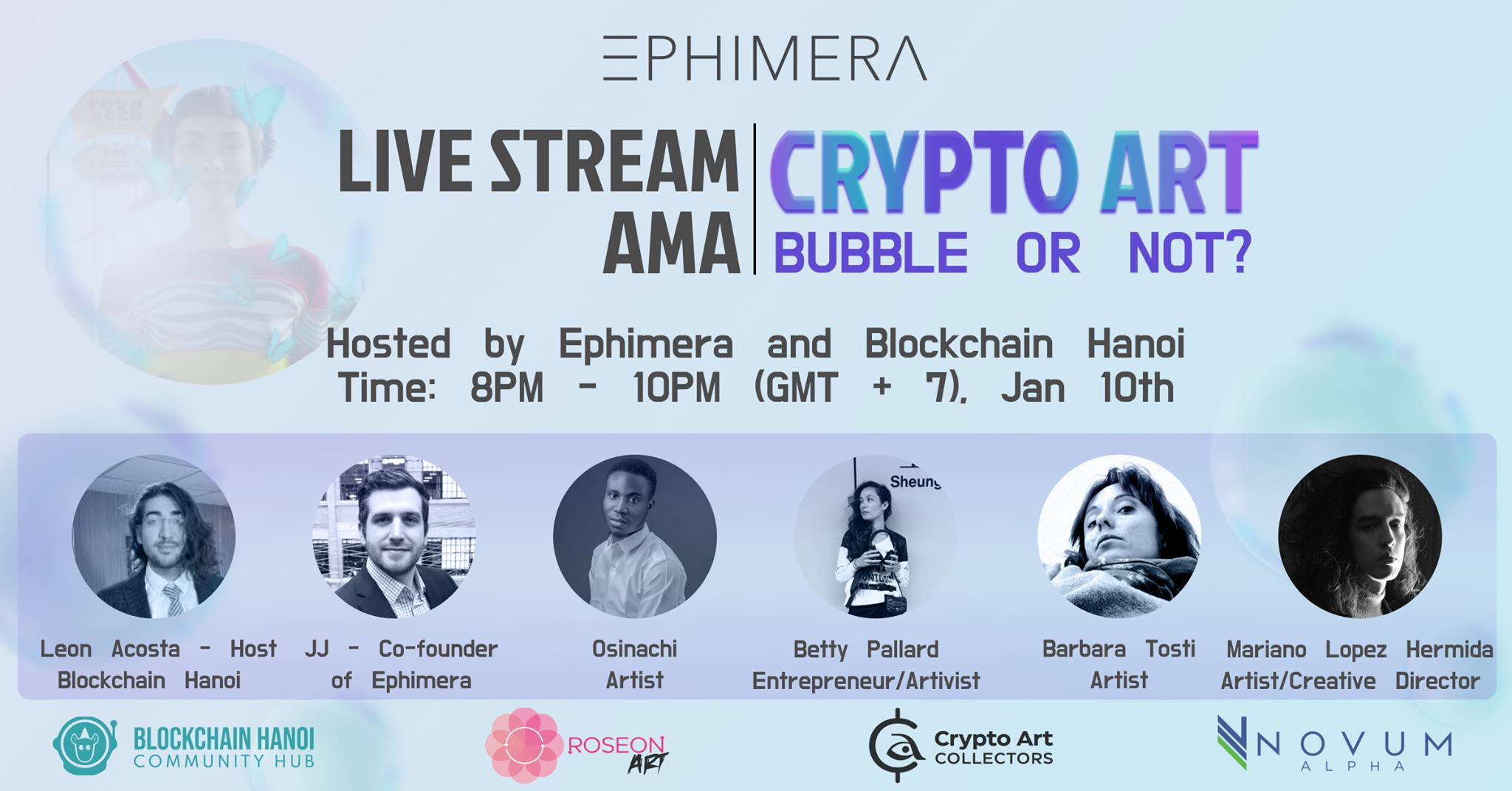 Crypto Art: Bubble or Not?